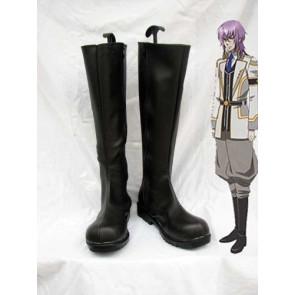 Kamigami no Asobi: Ludere deorum Tsukito Totsuka Cosplay Boots