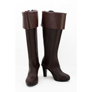 Noragami Aragoto Bishamon Cosplay Boots