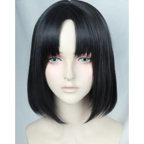 Black 35cm Fate/Grand Order Ryougi Shiki Cosplay Wig