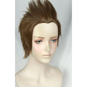 Brown 30cm Final Fantasy XV Ignis Stupeo ScientiaCosplay Wig