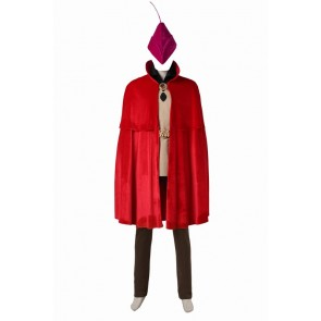 Sleeping Beauty Prince Phillip Cosplay Costume