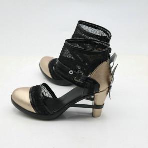 Final Fantasy XV Lunafreya Nox Fleuret Cosplay Shoes