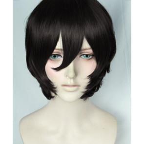 Black 30cm Fate/Grand Order Arjuna Cosplay Wig
