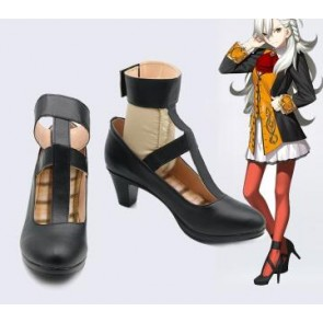 Fate/Grand Order Olgamally Animusphere Cosplay Shoes