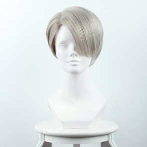 Grey 30cm Yuri!!! on Ice Victor Nikiforov Cosplay Wig