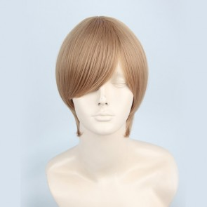 Brown 30cm Kimi to Boku Yuki Asaba Cosplay Wig