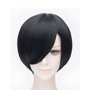 Black 30cm Kimi to Boku Kaname Tsukahara Cosplay Wig