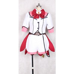 Cute High Earth Defense Club Love! Yumoto Hakone Cosplay Costume - V1