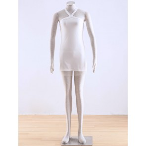 Final Fantasy VIII 8 Rinoa White Dress Cosplay Costume