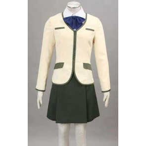 Kiniro no Corda La Corda d'Oro Music Department School Uniform Cosplay Costume
