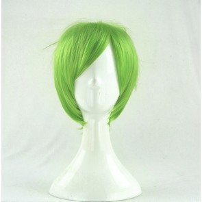 Green 35cm BlazBlue Hazama Cosplay Wig
