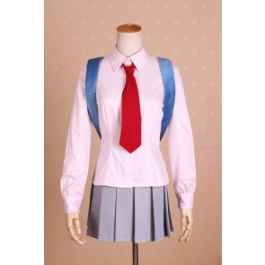 Kamisama Kiss Numano Himemiko School Uniform Cosplay Costume