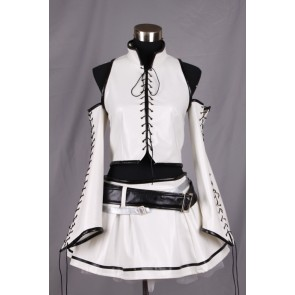 Hatsune Miku: Project DIVA 2nd White Cosplay Costume