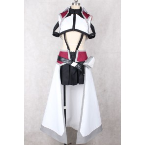 Cross Ange: Rondo of Angels and Dragons Soldier Ange Cosplay Costume