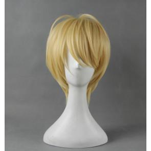 Yellow 30cm Touken Ranbu Yamanbagiri Kunihiro Cosplay Wig