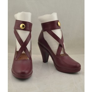 League of Legends LOL Ahri Cosplay Shoes