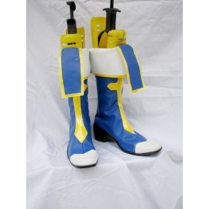 Blazblue Noel Vermillion Cosplay Boots