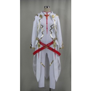 Tales of Zestiria Alisha Diphda Kamui Divine Reliance Male Cosplay Costume