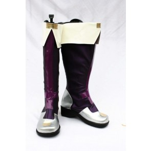 Blazblue Carl Clover Cosplay Boots