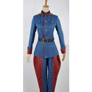 Laughing Under the Clouds Sousei Abeno Cosplay Costume