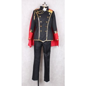 Cute High Earth Defense Club Love! Kinshiro Kusatsu Cosplay Costume