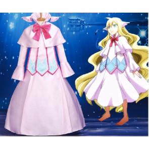 Fairy Tail Mavis Vermillion Fairy Tactician Fiirst Guild Master Cosplay Costume