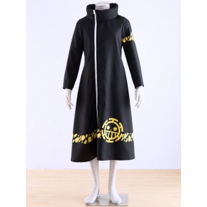 One Piece Trafalgar Law Cosplay Jacket