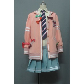 Hatsune Miku: Project DIVA Uniform Cosplay Costume