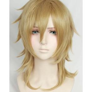 Blonde 40cm Ensemble Stars Kaoru Hakaze Cosplay Wig