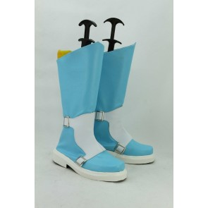 Cute High Earth Defense Club Love! En Yufuin Cosplay Boots