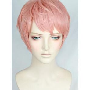 Pink 30cm Ensemble Stars Shu Itsuki Cosplay Wig
