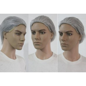 Devil May Cry Vergil Cosplay Wig