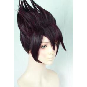 Dark Purple 30cm Danganronpa V3: Killing Harmony Kaito Momota Cosplay Wig