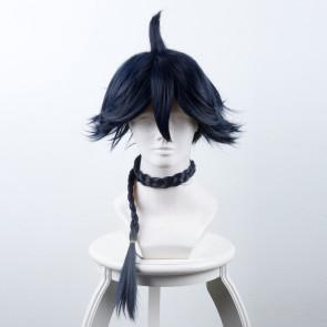 Dark Blue 100cm Fox Spirit Matchmaker Bai Yue Chu Cosplay Wig