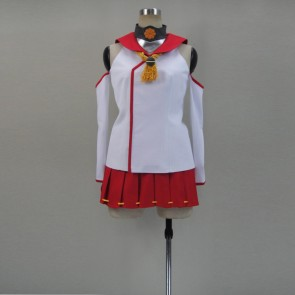 Kantai Collection KanColle Yamato Cosplay Costume