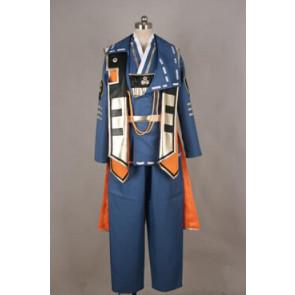 Sengoku Musou 3 Samurai Warriors 3 Motonari Mori Cosplay Costume