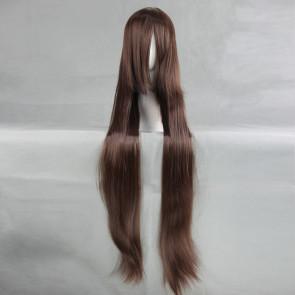 Brown 100cm Okami-san Ryoko Okami Cosplay Wig