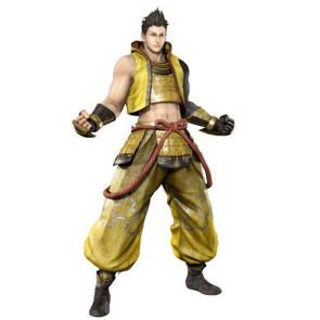Sengoku Musou 2 Samurai Warriors 2 Ieyasu Tokugawa Cosplay Costume