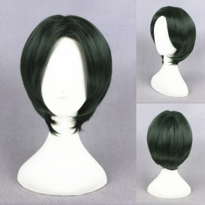 Green 30cm Love Stage!! Rei Sagara Cosplay Wig