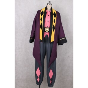 Tales of Vesperia Raven Cosplay Costume