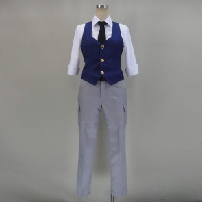 Assassination Classroom Nagisa Shiota Cosplay Costume