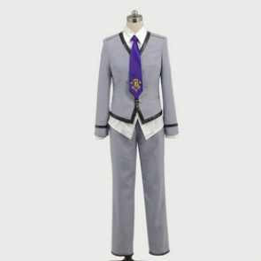 The Betrayal Knows My Name Yuki Giou Sakurai Uniform Cosplay Costume