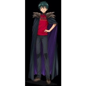 The Devil Is a Part-Timer! Sadao Maou Satan Jacob Cosplay Costume