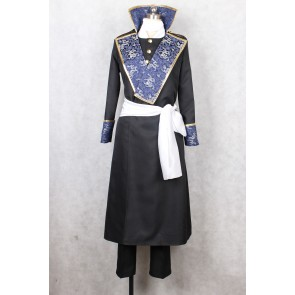 Hakuoki Keisuke Yamanami Cosplay Costume