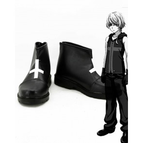 "The Qwaser Of Stigmata Alexander ""Sasha"" Nikolaevich Hell Athos Cosplay Shoes"