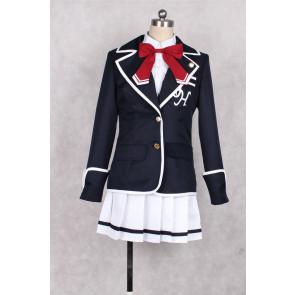 In Search of the Lost Future Waremete Nagisa Hanamiya Cosplay Costume