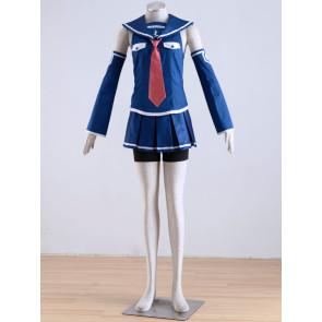 Arpeggio of Blue Steel Iona Cosplay Costume