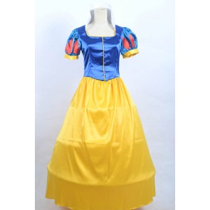 Princess Snow White Dress Cosplay Costume