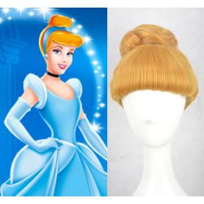 Blonde Cinderella Cosplay Wig