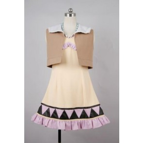 Tiger & Bunny Karina Lyle Blue Rose Uniform Cosplay Costume